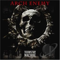 Arch Enemy - Doomsday Machine CD Cover Art