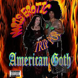 Naris Erotic - American Goth CD Cover Art