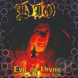 Dio - Evil or Divine CD Cover Art