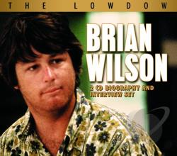 Wilson, Brian - Lowdown CD Cover Art
