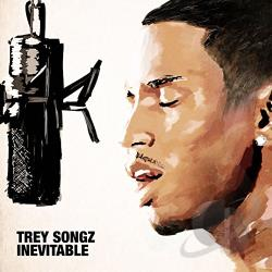 Songz, Trey - Inevitable CD Cover Art