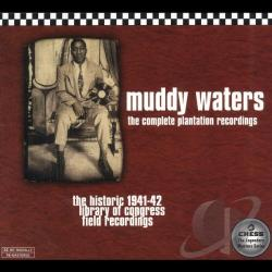 Waters, Muddy - Complete Plantation Recordings CD Cover Art