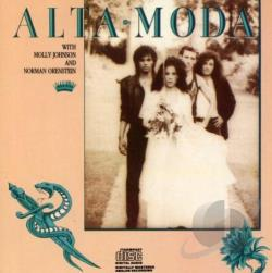 Alta Moda CD Cover Art