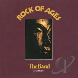 Band - Rock of Ages CD Cover Art