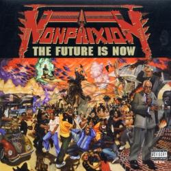 Non-Phixion - Future Is Now CD Cover Art