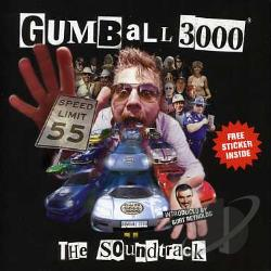 Gumball 3000 CD Cover Art