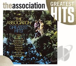 Association - Greatest Hits CD Cover Art