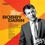 Darin, Bobby - Swinging Side of Bobby Darin CD Cover Art