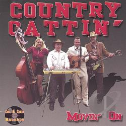 Country Cattin' - Movin' On CD Cover Art