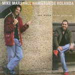 Marshall, Mike - New Words (Novas Palavras) CD Cover Art