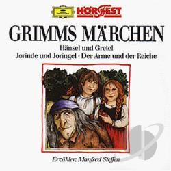 Steffen, Manfred - Vol. 6 - Grimms Maerchen F CD Cover Art