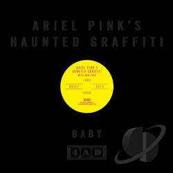 Pink, Ariel - Baby LP Cover Art
