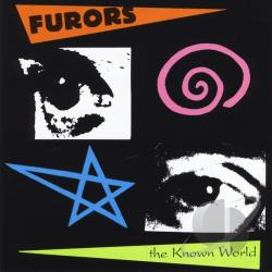 Furors - Known World CD Cover Art