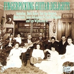 Fingerpicking Guitar Delights CD Cover Art