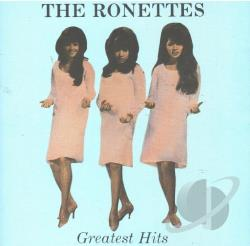 Ronettes - Greatest Hits CD Cover Art