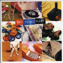 New Found Glory - New Found Glory CD Cover Art