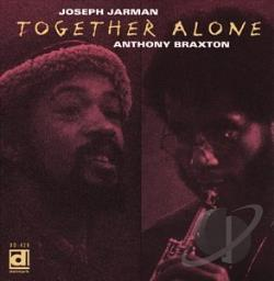 Jarman, Joseph - Together Alone CD Cover Art