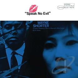Shorter, Wayne - Speak No Evil CD Cover Art