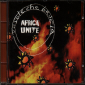 Africa Unite - Un Sole Che Brucia CD Cover Art