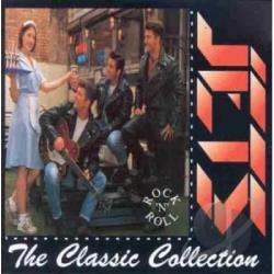 Jets - Classic Colle CD Cover Art