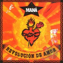 Mana - Revolucion de Amor CD Cover Art