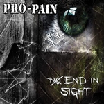 Pro-Pain - No End in Sight CD Cover Art