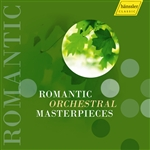 Romantic Orchestral Masterpieces - Romantic Orchestral Masterpieces CD Cover Art