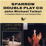 Talbot, John Michael - Lord's Supper/Be Exalted DB Cover Art