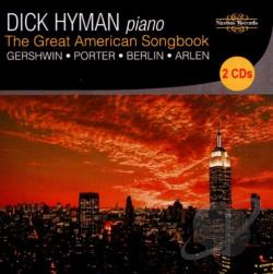 Hyman, Dick - Great American Songbook CD Cover Art