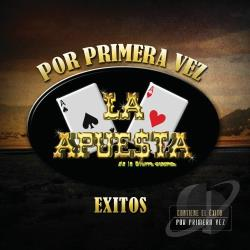 La Apuesta - Por Primera Vez... Exitos CD Cover Art