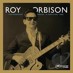 Orbison, Roy - Monument Singles: A-Sides (1960-1964) CD Cover Art