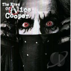 Cooper, Alice - Eyes Of Alice Cooper LP Cover Art