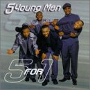 Five Young Men - 5 For 1 CD Cover Art
