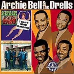 Bell, Archie - I Can't Stop Dancing/There's Gonna Be a Showdown CD Cover Art