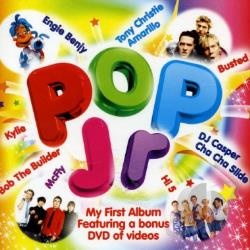 Pop Jr CD Cover Art