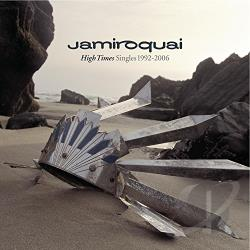 Jamiroquai - High Times: Singles 1992-2006 CD Cover Art