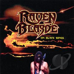 Blayde, Raven - On Black Wings CD Cover Art