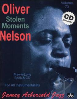 Nelson, Oliver - Stolen Moments CD Cover Art
