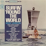 Johnston, Bruce - Surfin' 'Round The World (With Bonus Tracks) DB Cover Art