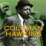 Hawkins, Coleman - Jamestown, N.Y., 1958 CD Cover Art