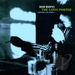 Murphy, Mark - Latin Porter CD Cover Art
