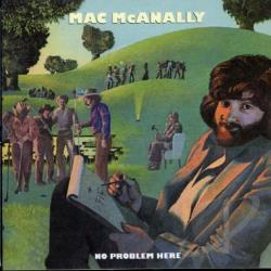 McAnally, Mac - No Problem Here CD Cover Art