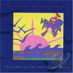 Flock Of Seagulls - Light At The End Of The World CD Cover Art