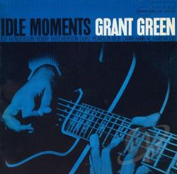 Green, Grant - Idle Moments CD Cover Art