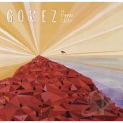Gomez - A New Tide CD Cover Art