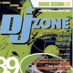Dance Session, Vol. 39 CD Cover Art
