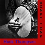 Thompson, Hank - Honky Tonk DB Cover Art