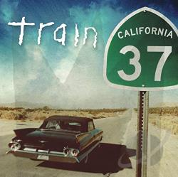 Train - California 37 CD Cover Art