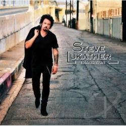 Lukather, Steve - Transition CD Cover Art