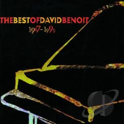 Benoit, David - Best of David Benoit 1987-1995 CD Cover Art